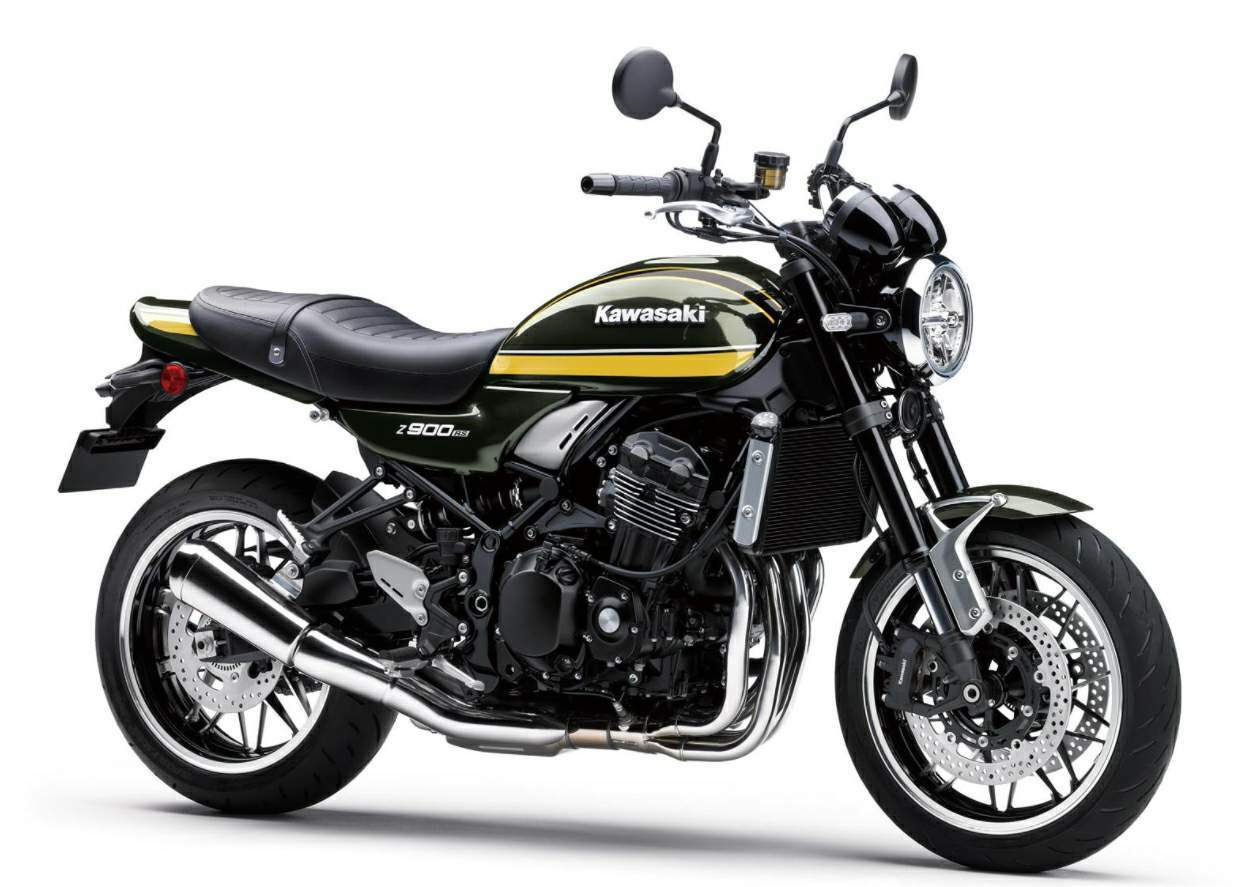 Kawasaki Z 900RS technical specifications